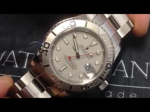 Rolex Yacht-Master 16622 Luxury Watch Review