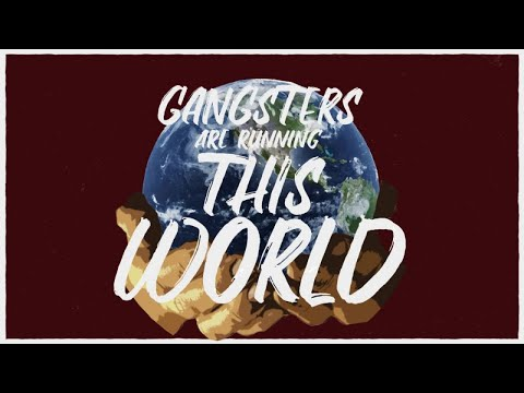 Roger Taylor - Gangsters Are Running This World (Official Lyric Video)