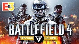 BREAKING A WORLD RECORD!! (Battlefield 4)