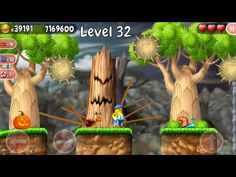 Incredible Jack: Jump And Run (Offline Game) - Level 32 | Hashimi Gaming |