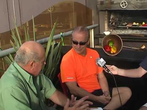 Roque de la Fuente con Canal 6 Durazno-Zebra TV