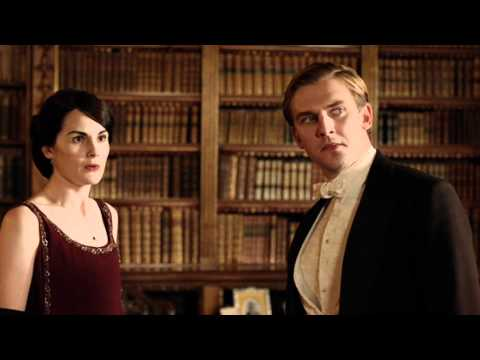 Christmas Special, Series 2 - Mary & Matthew, Downton Abbey, Music Video
