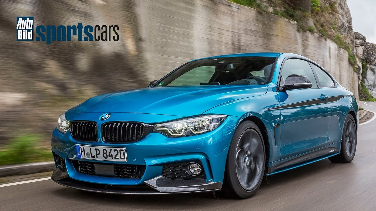 bmw 440i m performance 360 ps fahrbericht review sound auto bild sportscars youtube. Black Bedroom Furniture Sets. Home Design Ideas