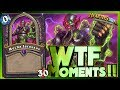 Hearthstone - WTF Moments - Daily Funny Rng Moments