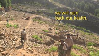 WaterAid 「Big Pipe Project」エチオピア― 現地パートナーのヤレドさん