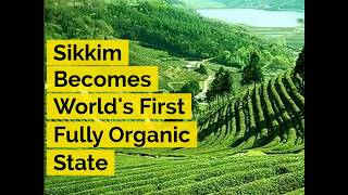 Sikkim Becomes World's First Fully Organic State   ABP News