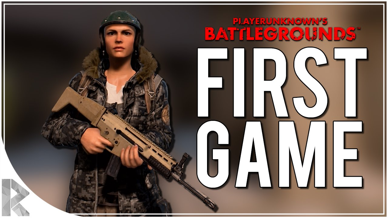 Playerunknown S Battlegrounds Game: PLAYERUNKNOWN'S Battlegrounds Alpha