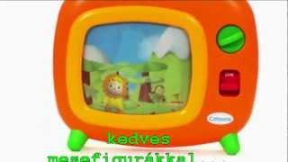 Smoby Cotoons zenélő TV