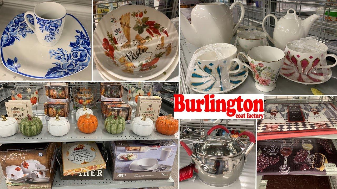 Burlington Kitchenware * Table Decoration Ideas | Shop With Me 2020