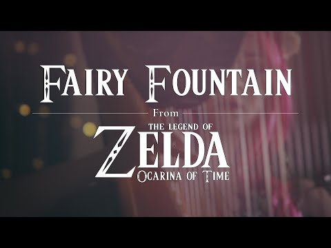 Great Fairy Fountain (from The Legend of Zelda series) [Koji Kondo] // Amy Turk, Harp