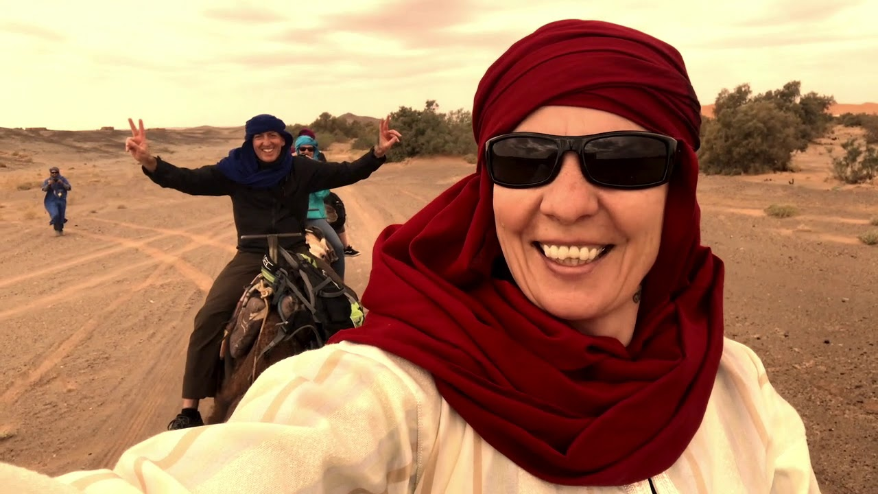 Good Times with Tanja Nixx - Morocco