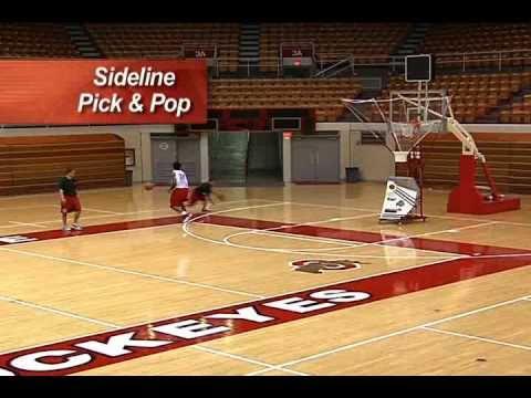 shoot a way basketball machine