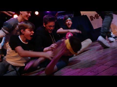Weston and Corbyn Rap Battle // Spring Break Tour Baltimore