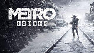 Russian Apocalypse in Metro Exodus! (Blind Playthrough)