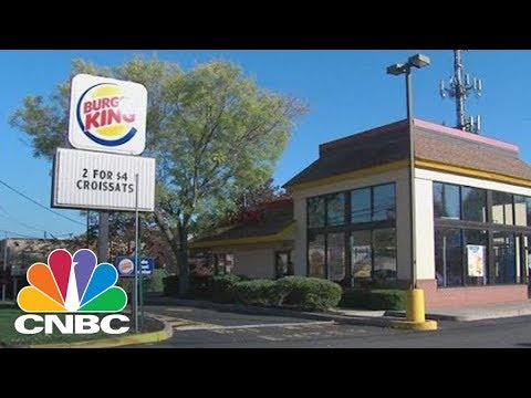 Burger King Has Launched Its Own Cryptocurrency In Russia Called 'WhopperCoin' | CNBC