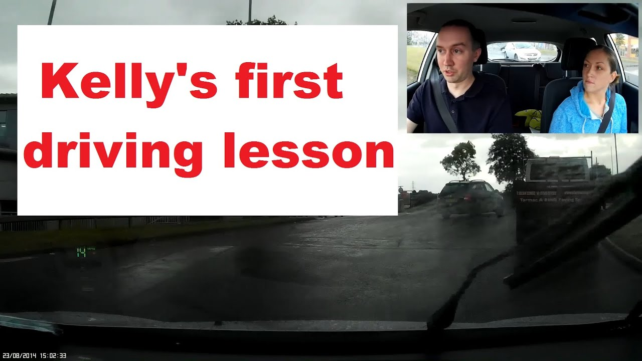 Busty driving instructor commit