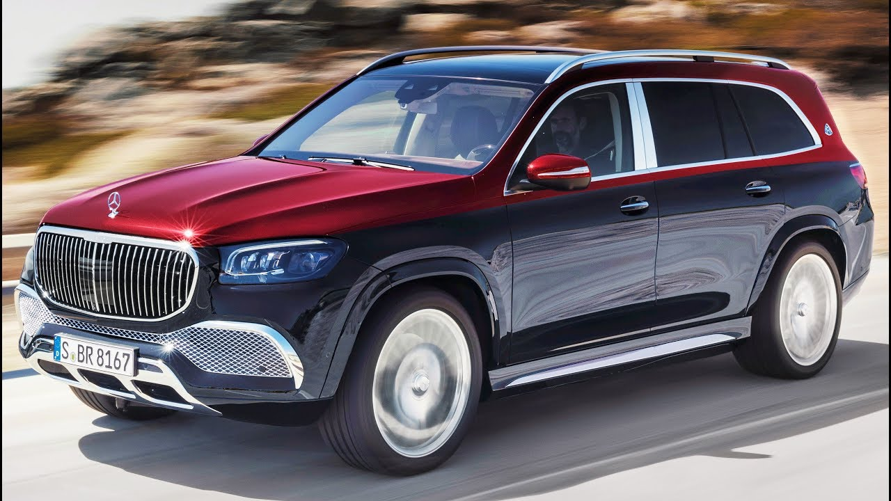 2020 Mercedes-Maybach GLS 600 4MATIC - Ultimate Luxury SUV ...