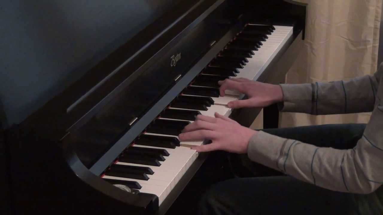 Linkin Park - Numb Piano Cover