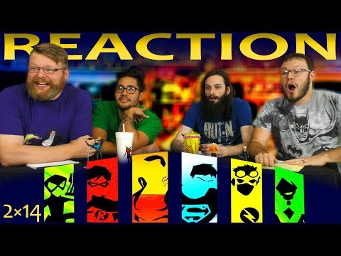 """Young Justice 2x14 REACTION!! """"Runaways"""""""