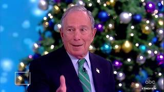 Michael Bloomberg On New Documentary About Climate Change