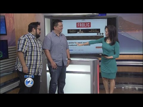 A preview of the Hawaii International Film Festival fall event
