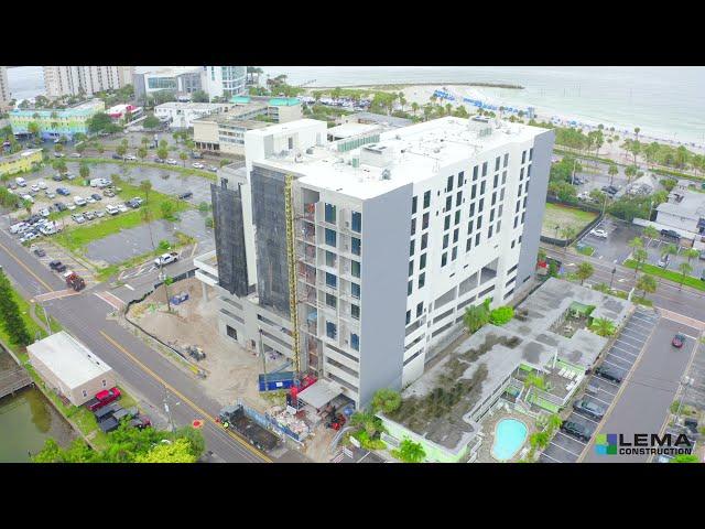 AC Marriott Hotel   Clearwater Beach, FL   September 2021