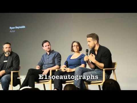 Ryan Reynolds, Ryan Fleck & Anna Boden talk about Mississippi Grind