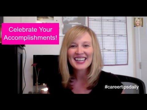 Love Your Work and Life Challenge: 1.4 Celebrate Your Accomplishments