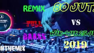Dj Remix Full Bass 80 Jt Wik Wik Wik Mantul Terbaru 2019