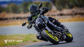 2017 Yamaha MT-09   Media Experience