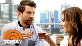 Brett Eldredge Takes TODAY On A Tour Of Nashville's Bars | TODAY