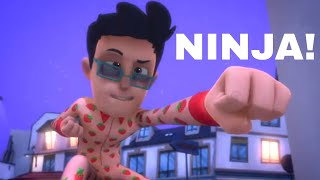 PJ Masks Season 3 Full Episodes 🤛 Teacher Goes Ninja 🤜 PJ Masks Full Episodes
