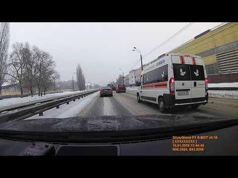 SilverStone F1 Hybrid S-BOT в Нижнем Новгороде.  Видеорегистратор-НН
