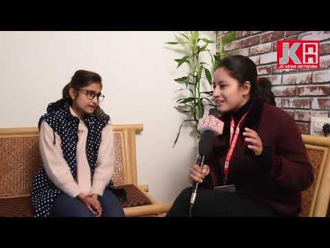Isha Andotra  Interaction With JK NEWS NETWORK (Main Beti Hun)