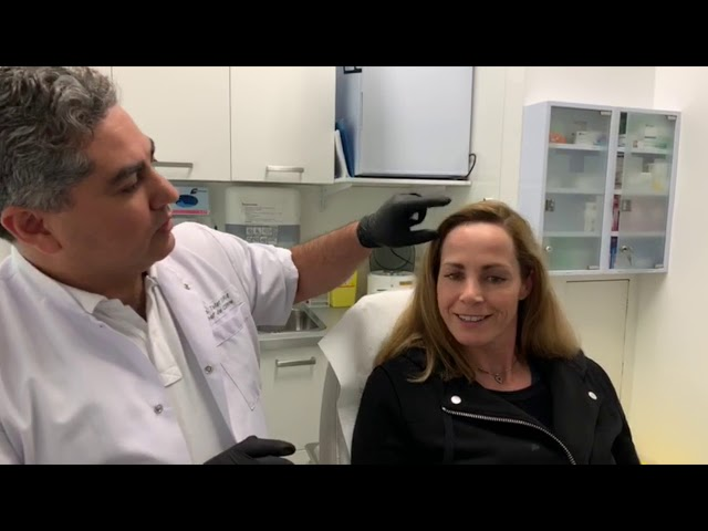 Botox behandeling beafitmom Claudia Kooij - Medikliniek Amsterdam