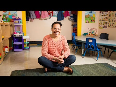 No one should need a college degree to work in a day care
