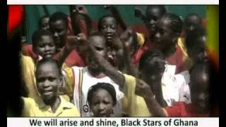 Black stars Anthem By Rev. Yawson