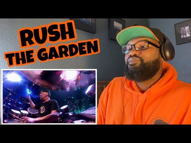 Rush - The Garden | REACTION