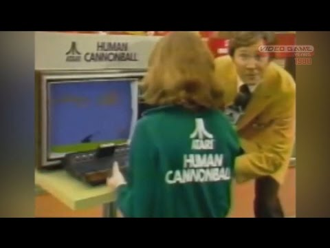 Atari 2600 Blows Up with Space Invaders (1980) - Video Game Years History