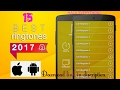 Top 15 Best Ringtones 2017/ Top remix ringtones /for android and ios