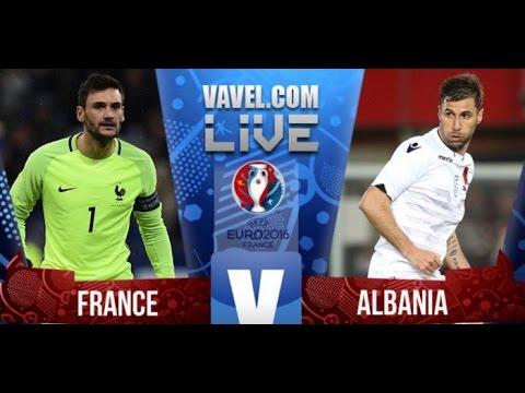 EUROCOPA 2016 - JOGO 15 - FRANÇA X ALBÂNIA - (15 06 2016) - PES 2016 - PS4 f5f8deea1f0f2