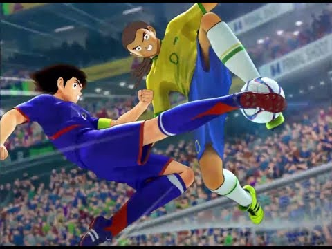 Captain Tsubasa - Super Campeones World Cup Version Mundial Best Plays 2018: キャプテン翼 Super Campeones Oliver y Benji World Cup Version
