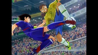Captain Tsubasa - Super Campeones World Cup Version Mundial Best Plays 2018
