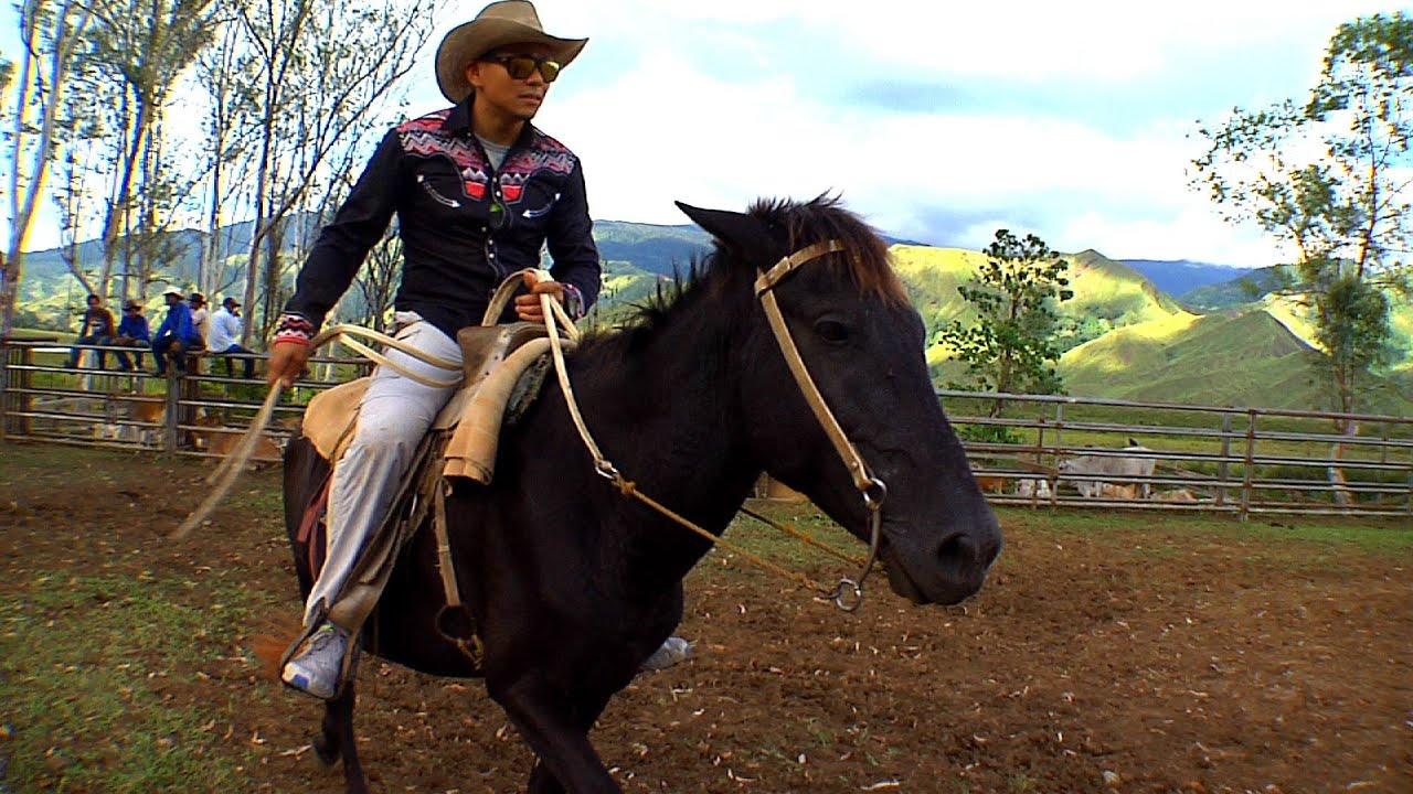 Drew Arellano Goes To The Cowboy Country Of The