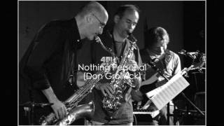 «Nothing Personal» – Michael Brecker with Farmers Market