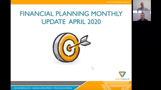 COVID-19 Update: Financial Plannning