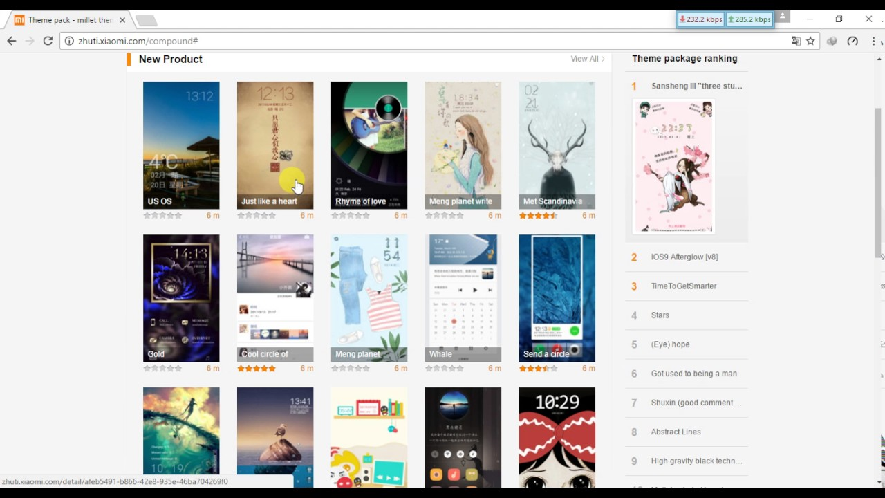 Download Xiaomi Paid theme completely free