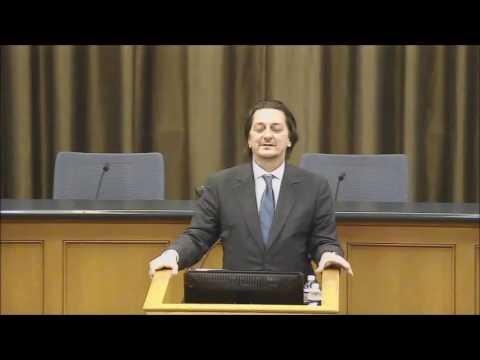 Tulane Law School Tetley Lecture 2017