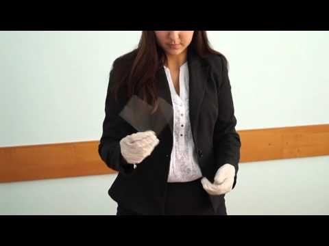 Криминалистика. Правила обнаружения,фиксации и изъятия следов пальцев рук