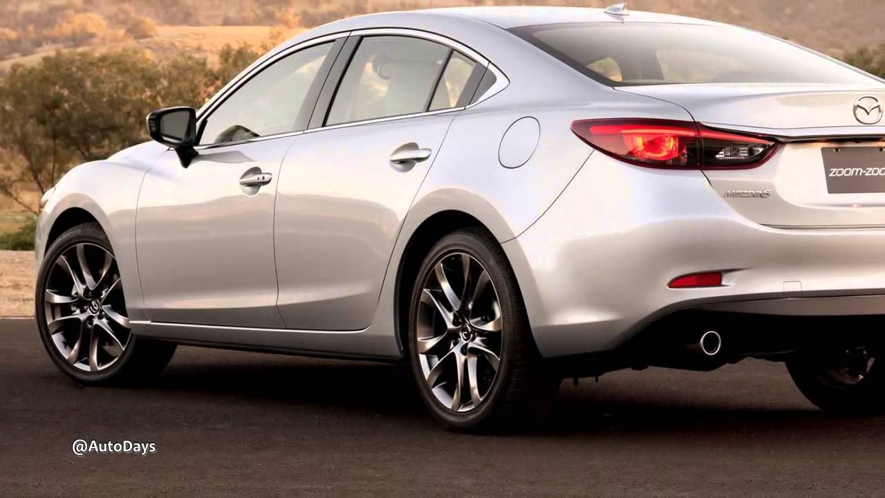 new 2016 mazda 6 interiors and exteriors youtube. Black Bedroom Furniture Sets. Home Design Ideas